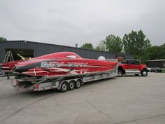 Race boat, My Way. won the shootout in 2011 at 208 MPH