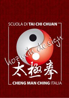 New logo - Cheng Man Ching Tai chi Chuan School in Italy