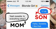 This Dude Got Tricked Into Sexting His Own Mother