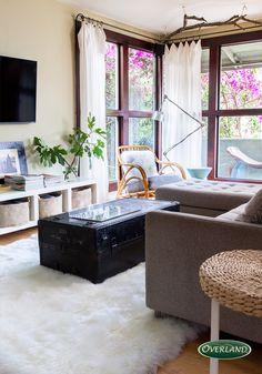 Genuine Australian sheepskin rugs add cozy comfort and luxury to any room