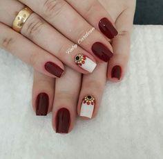 Curso manicure e pedicure com certificado nail Gorgeous Nails, Love Nails, My Nails, Adventure Tattoo, Finger Nail Art, Manicure E Pedicure, Trendy Nails, Nail Arts, Leg Tattoos