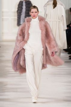 Ralph Lauren.....I loved everything about his collection.