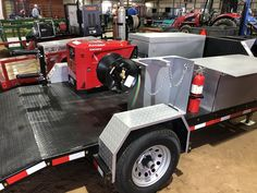 Welding Shop, Welding Tools, Metal Projects, Welding Projects, Welding Trailer, Custom Trailers, Welding And Fabrication, Trailer Plans, Utility Trailer