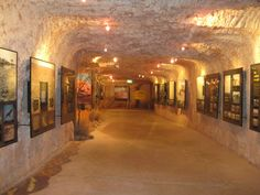 BUCKET LIST: Coober Pedy is an Underground City in South Australia mainly inhabited by workers at the nearby opal fields, which are the largest in the world. The residences are underground to escape the scorching heat. South Australia, Western Australia, Australia Travel, Perth, Brisbane, Melbourne, Underground Cities, Largest Countries, Great Barrier Reef
