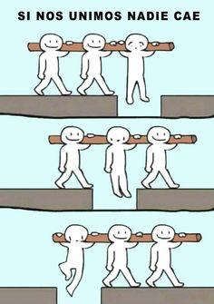 nadie cae                                                                                                                                                                                 Más