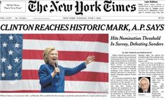 Tom In Paine: Why Hillary Clinton Clinched Nothing. And Can't. R...