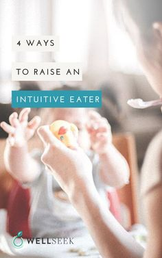 Eating is a natural process in life, yet many lose their ability to do it intuitively over time. Let's better understand how external pressures around food impacts our children, and what we can do to change it.