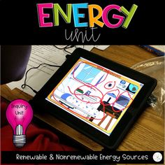 This inquiry based unit will assist students in learning about renewable and nonrenewable energy sources and the production of electricity. Students will be given a task of writing an informational book about the topic as a class. In order for students to build background, students will participate in stations, read passages about the different energy sources, research using online resources and write about what they have learned.