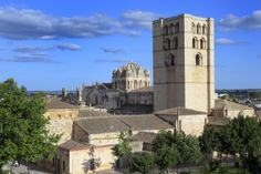 Zamora, paraíso románico