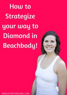 Let's talk about the STRATEGY of getting to Diamond!   In this video, I'll explain the coach placement strategy that I recommend so that you can maximize your income and secure your Diamond rank faster! #beachbody #topcoachtips