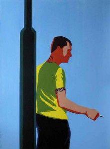 Mattijs van den Bosch. Titel: Roker