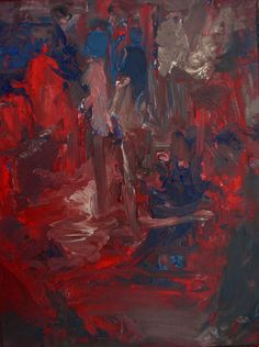 Abstract Original Art Painting by Laurie Walker