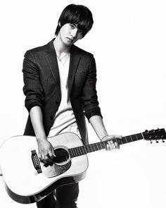 Lee JongHyun. From CNBlue.