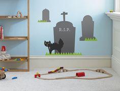 SALE | halloween graveyard | weeDECOR