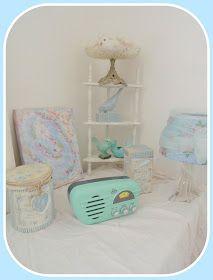 Blog sur la décoration, le style shabby chic, les vêtements shabby chic, la peinture shabby chic.