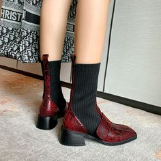 Chiko Earl Wrap Up Ankle Boots feature round toe, wrap upper, block heels with rubber sole. Wedge Boots, Heeled Boots, Shoe Boots, Ankle Boots, Women's Boots, Block Heel Boots, Block Heels, Kitten Heel Boots, Pointed Toe Block Heel