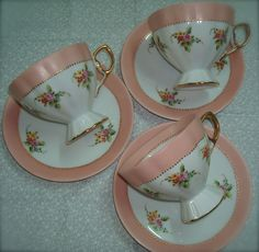 Taças porcelana