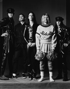 Nirvana by Mark Seliger