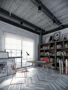 amazing floor (ceiling too)