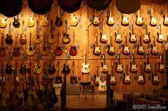 Guitar Store, Music Store, Light Bulb, Album, Home Decor, Decoration Home, Room Decor, Light Globes, Home Interior Design