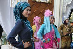 muslimah fashion show