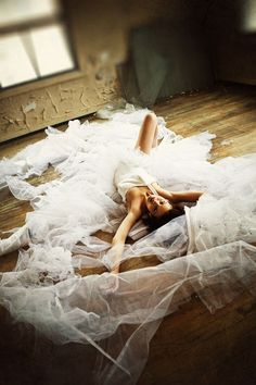I want to destroy my dress for closure.