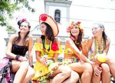 Fique linda para a folia   Looks, fantasias e dicas de maquiagem para o carnaval