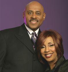 I deeply admire Bishop Paul Morton & Pastor Debra Morton! My FAVORITE COUPLE. You taught me so much. I miss WOE so much!