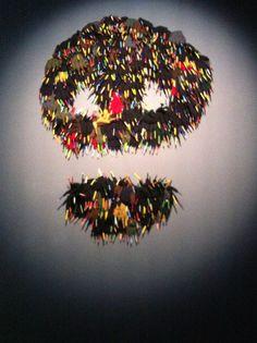 "LE GRAND PALAIS - Exposition ""CARAMBOLAGES"" - Paris  www.fondationsolangebertrand.org"