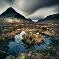 Glencoe, Scotland Island2.2 by xavierrey