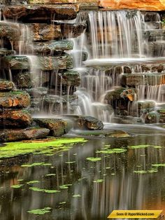 """Spray Falls"" Michigan's Pictured Rocks National Lakeshore"