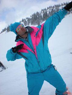 a43940998c Retro Ski Snowboarding Style
