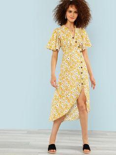 Limonchello Dress