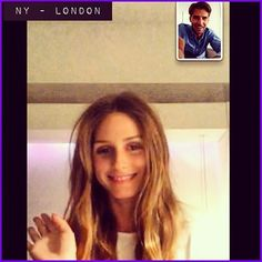 They make you believe in love and FaceTime again.   Olivia Palermo's Husband Johannes Huebl Is So Good-Looking It Hurts