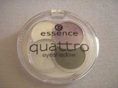 essence cosmetics quattro eyeshadow