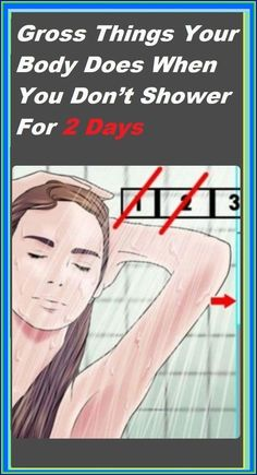 Gross Things Your Body Does When You Don�t Shower For 2 Days Ear Health, Health Guru, Health Matters, Keeping Healthy, How To Stay Healthy, Healthy Tips, Healthy Brain, Healthy Desserts, Healthy Weight