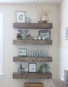 Gorgeous 80 DIY Floating Shelves For Living Room Decorating  Https://insidecorate.com