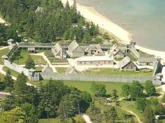 Colonial Fort Michilimackinac  Mackinaw City, Michigan