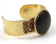 verdura jewelry cuffs and bracelets | bracelets dimare designs ltd contempo silver gold cuff bracelet b41318 ...