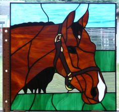 Horse made for my daughter ... colors and markings of her horse