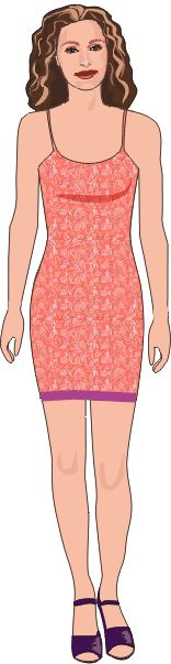 Julia Roberts paper doll | Welcome to my Julia Roberts paper doll!