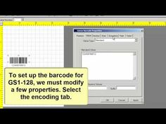 Barcode Label Software -  Create GS1 Barcodes