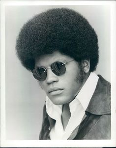 """Clarence Williams III, The Epitome of Cool. Best known for his role in the tv show """"Mod Squad""""."""