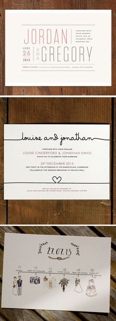 creative and fancy wedding invitation wording and template ideas