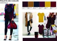 Board 2 mujer invierno 2015 by Ritex. colores lisos