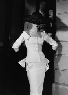 Ciao Bellísima - Jacques Fath 1955 ATOS!