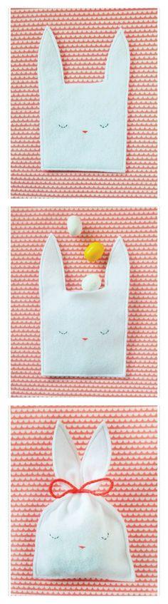 DIY Easter Basket Fillers Round Up - delia creates Cute Crafts, Felt Crafts, Easter Crafts, Diy For Kids, Crafts For Kids, Sewing Projects, Craft Projects, Diy Ostern, Hoppy Easter
