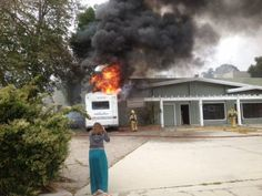 Fire in Ventura is a reminder the importance of #CaliforniaInsurance