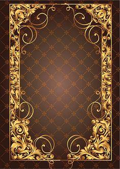 Wedding Background Images, Banner Background Images, Poster Background Design, Floral Frames, Paper Flower Art, Certificate Design Template, Page Borders Design, Rose Gold Wallpaper, Photo Frame Design
