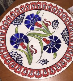 Maybe One Day, Pottery Ideas, Mosaic Tiles, Islamic, Beautiful, Paper, Cases, Mosaics, Plate